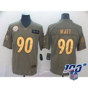 Other - Pittsburgh Steelers T.J. Watt Jersey (10)